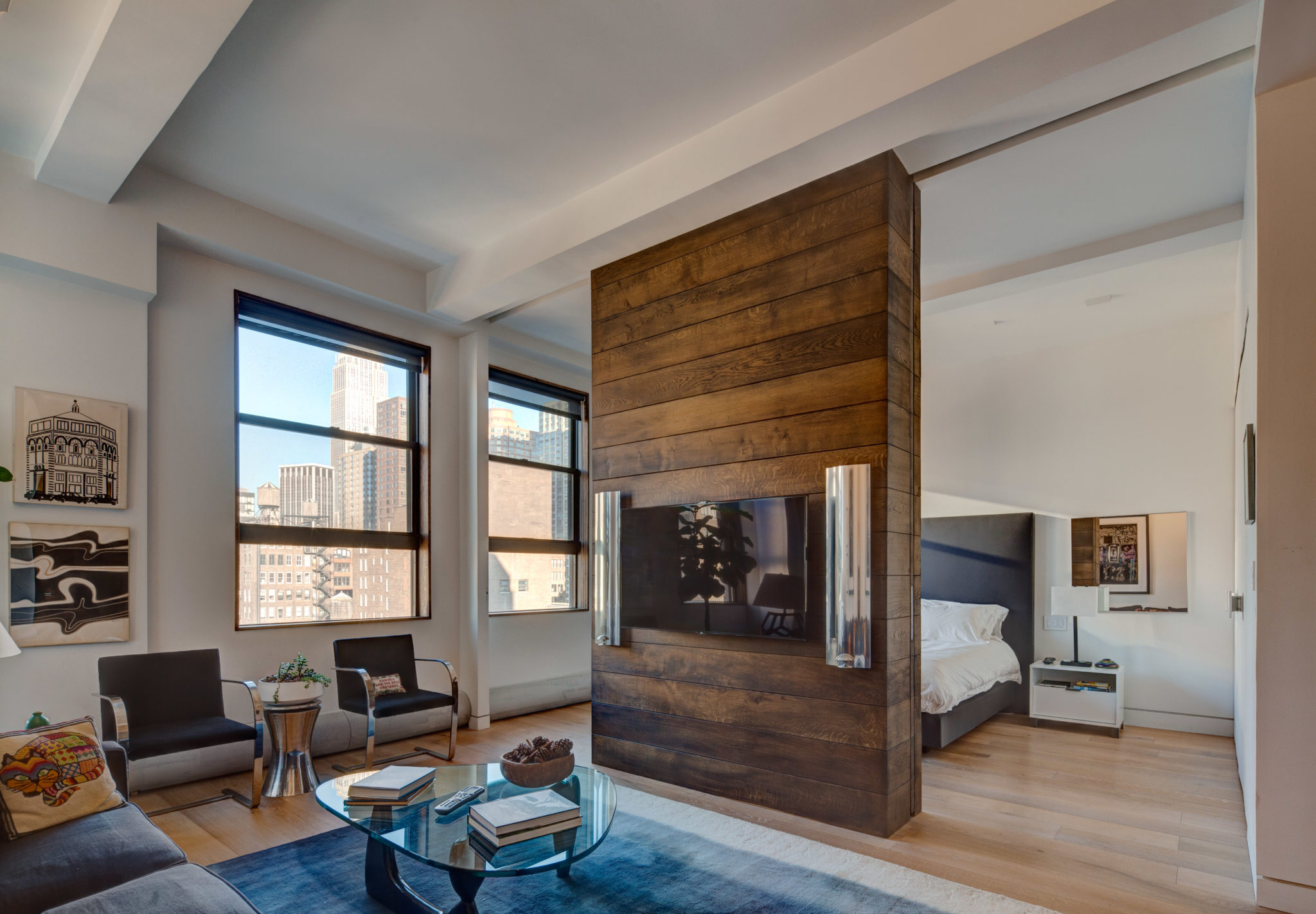 architecture - renovation - design - interior design - danny forster - chelsea mews - 148 west 23rd street - new york